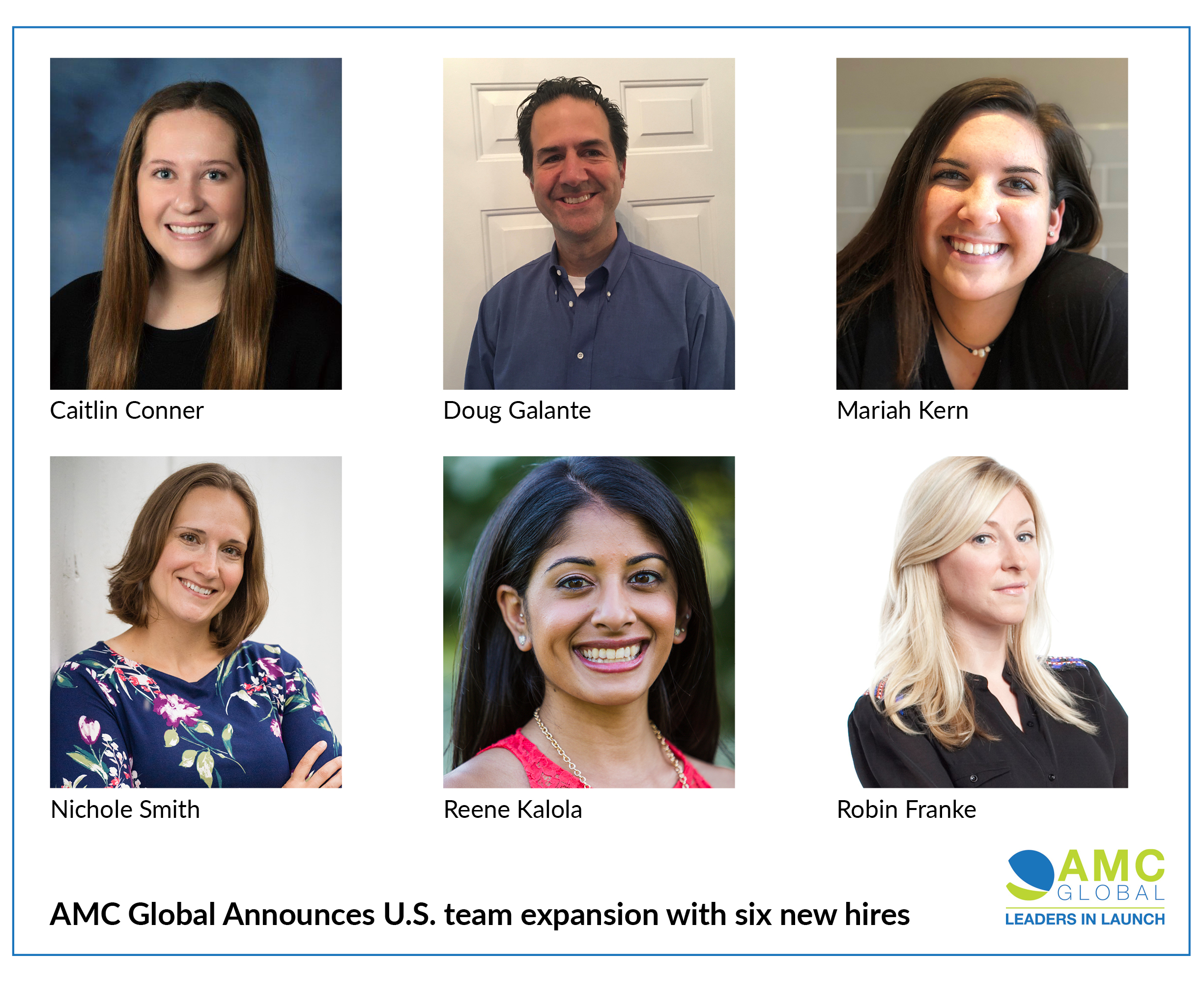 AMC Global New Hires